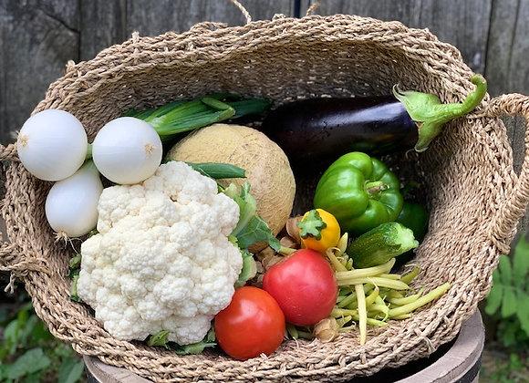 Panier Troiscancour de légumes pour 2021