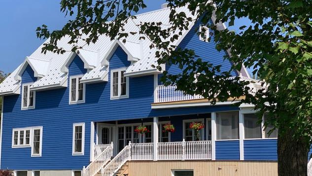 La maison Bleucancour