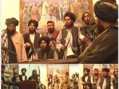 अमेरिकी सेना के अफगानिस्तान से निकलने के कुछ ही दिनों के भीतर पूरे देश पर तालिबान का कब्जा