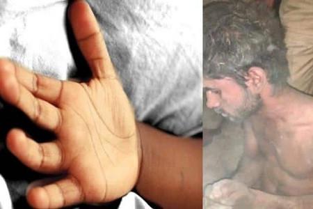 पांच साल की बच्ची से रेप के बाद हत्या, ग्रामीणों ने आरोपी को घेरकर पीटा आरोपी से पूछताछ जारी