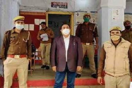 बदायूं में महिला डॉक्टर से दुष्कर्म मामले में आरोपी डॉक्टर को किया गया गिरफ्तार