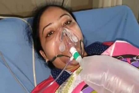 पूर्व कैबिनेट मंत्री हाजी रियाज अहमद के बाद उनकी बेटी की भी बरेली के एक अस्पताल में मौत