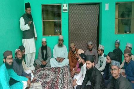 मदरसा बरकातिया रज़ाबिया का एलान, शादी में गैर शरई काम होंगें तो उस शादी में निकाह नहीं पढ़ाएंगे इमाम