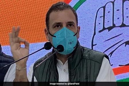 राहुल गांधी ने कहा, मैं आंदोलन पर डटे किसानों का 100 प्रतिशत समर्थन करता हूं