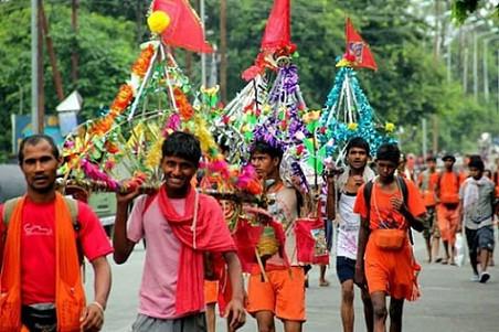 कांवड़यात्रा सकुशल ढंग से निकलवाने के लिए प्रशासन और पुलिस की तैयारी, आदेश का इंतजार