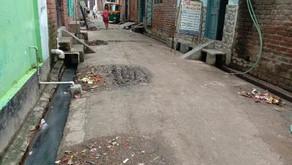 जिले में वायरल बुखार और मलेरिया की दस्तक, वार्ड में सड़के ख़राब भीषड़ गन्दगी जलभराव
