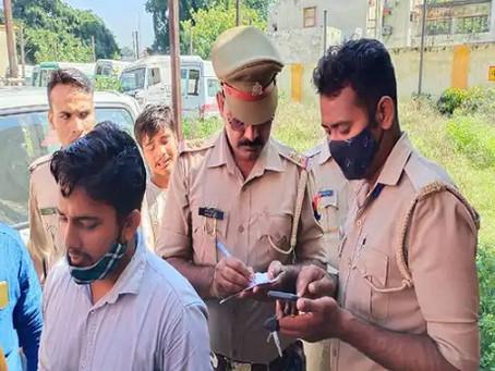 बदायूं, वजीरगंज में बदमाशों ने लूट के दौरान गल्ला व्यापारी की हत्या बैग लेकर फरार