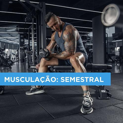 PLANO SEMESTRAL DE MUSCULAÇÃO