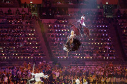 Closing of the 2012 Paralympic Games