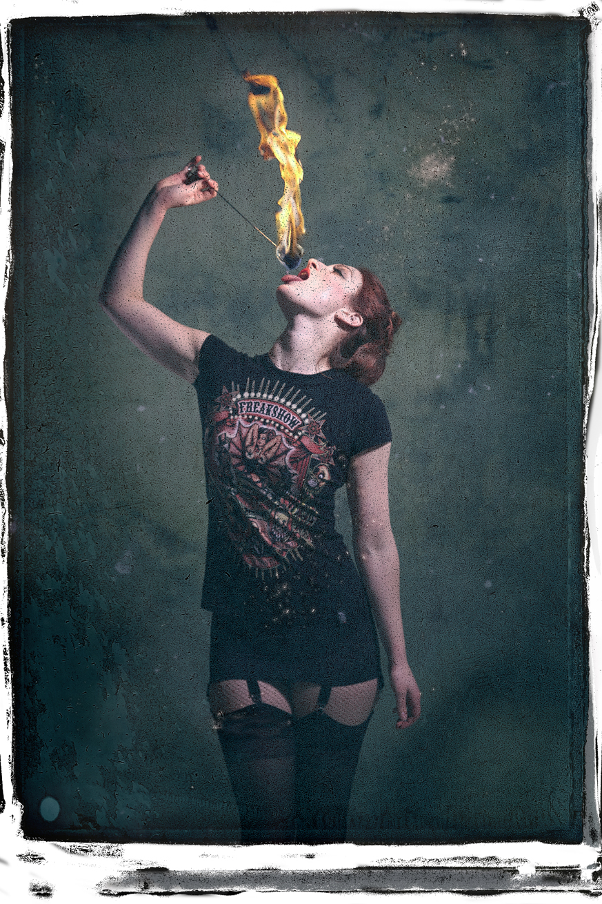 Fire Eating Freakshow