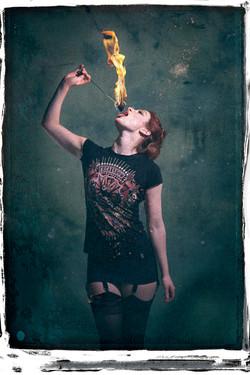 Fire Eating Freakshow