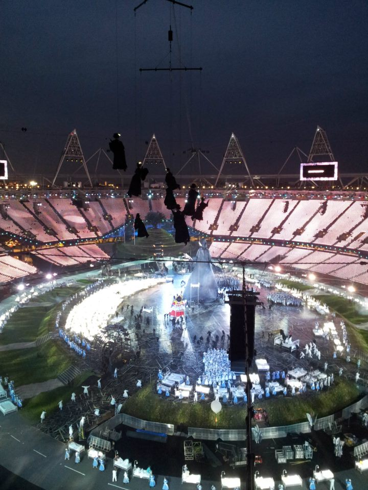 2012 Olympic Opening Ceremony