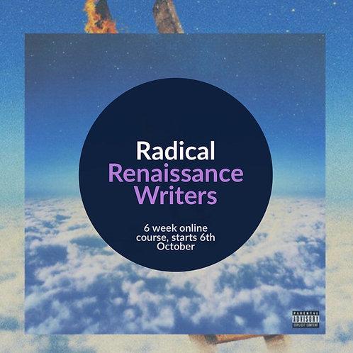Radical Renaissance Writers