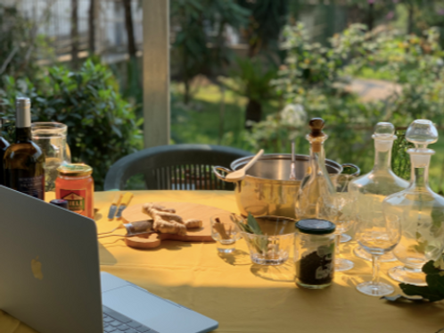 Ancient Spiced Wine Workshop