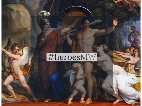 H is for Hercules: 5 Facts about the Hero for #MuseumWeek