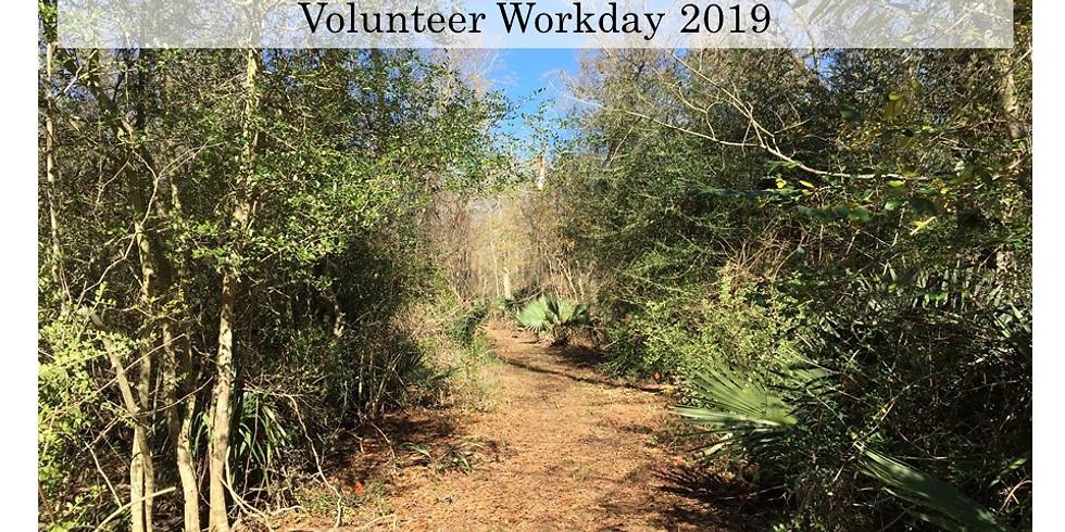 Stanley Preserve Volunteer Workday