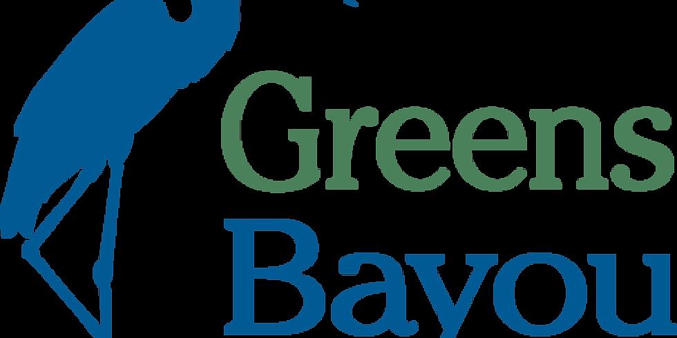 2nd Annual Greens Bayou Celebration