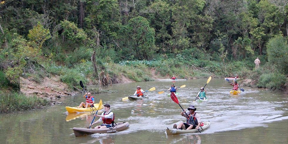 Greens Bayou Regatta
