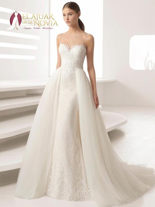 Vestidos el ajuar de la novia