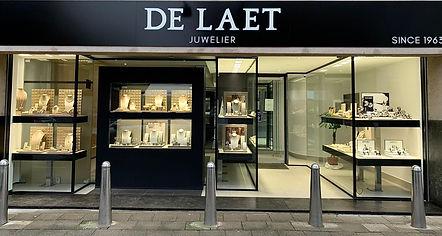 De Laet juweliers winkel