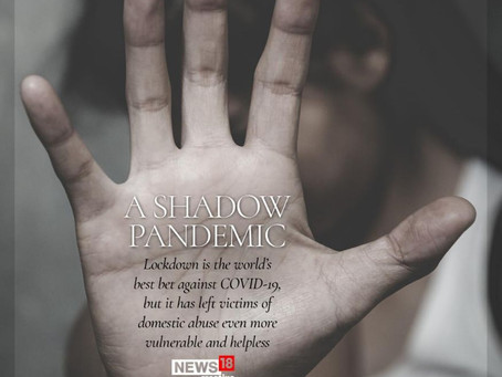 PANDEMIC WITHIN A PANDEMIC: AN UPSURGE IN FAMILY VIOLENCE