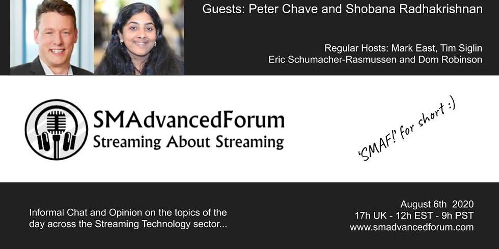 Peter Chave and Shobana Radhakrishnan - August 2020