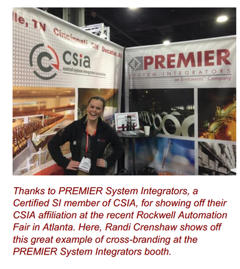 PREMIER Recognized in CSIA Newsletter!