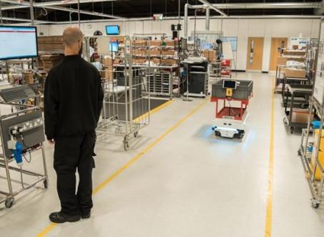 PREMIER Completes Custom AGV Installation