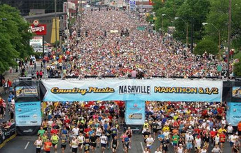 PREMIER Completes Country Music Marathon / Half-Marathon