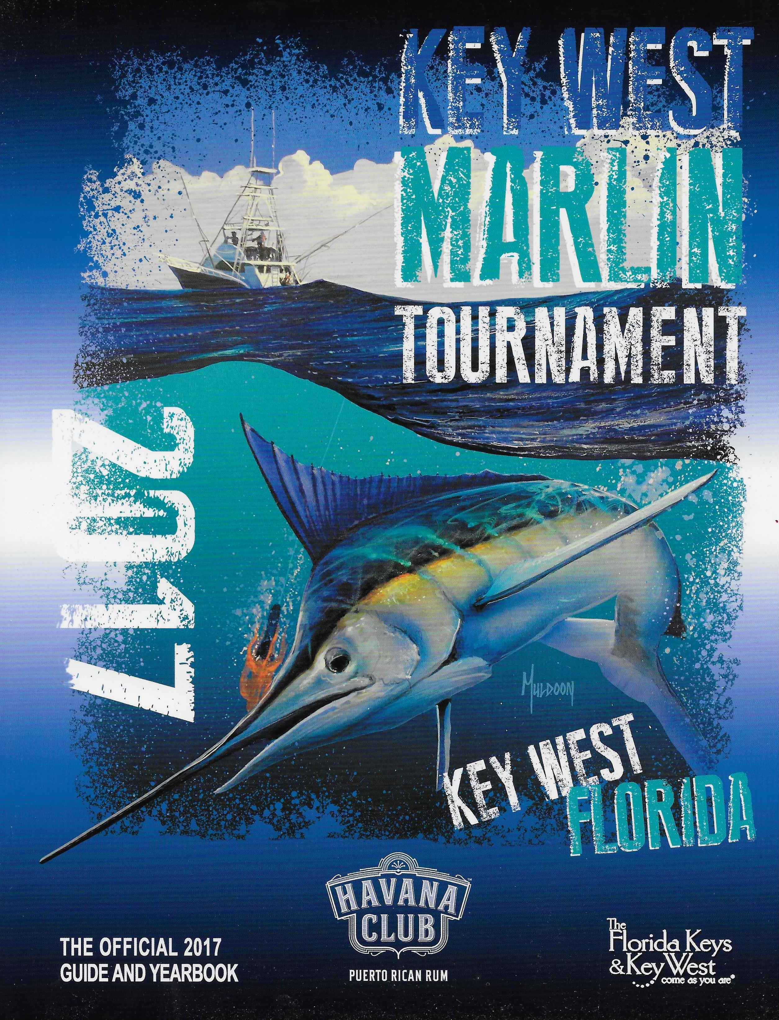 Key West Marlin Tournament 2017