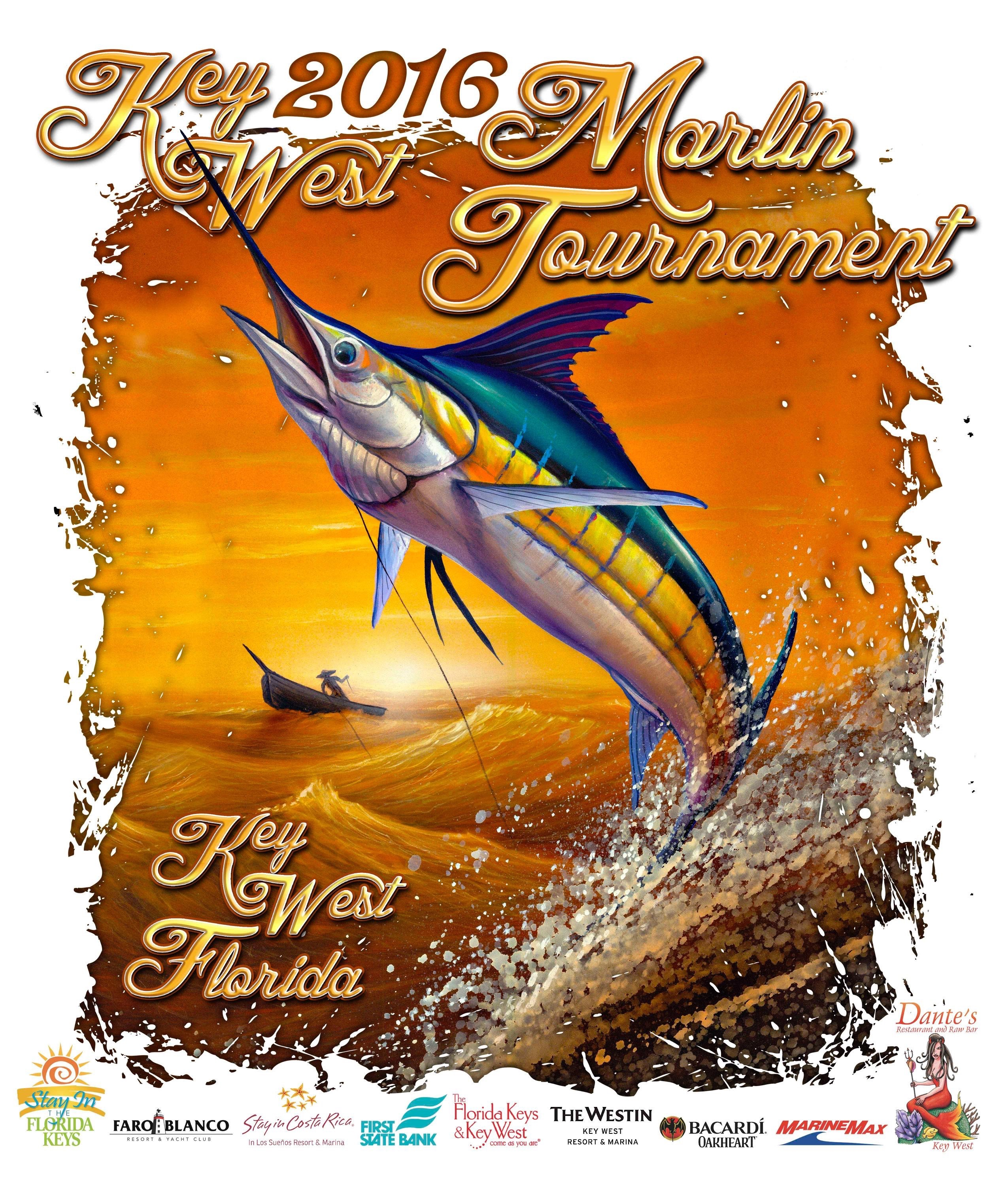 Key West Marlin Tournament 2016
