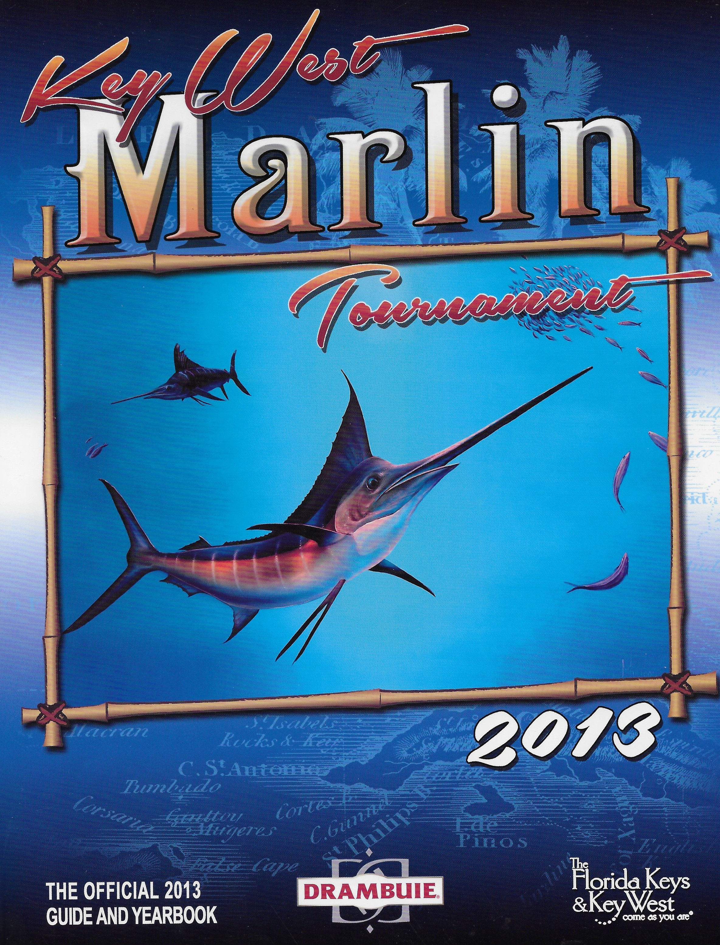Key West Marlin Tournament 2013