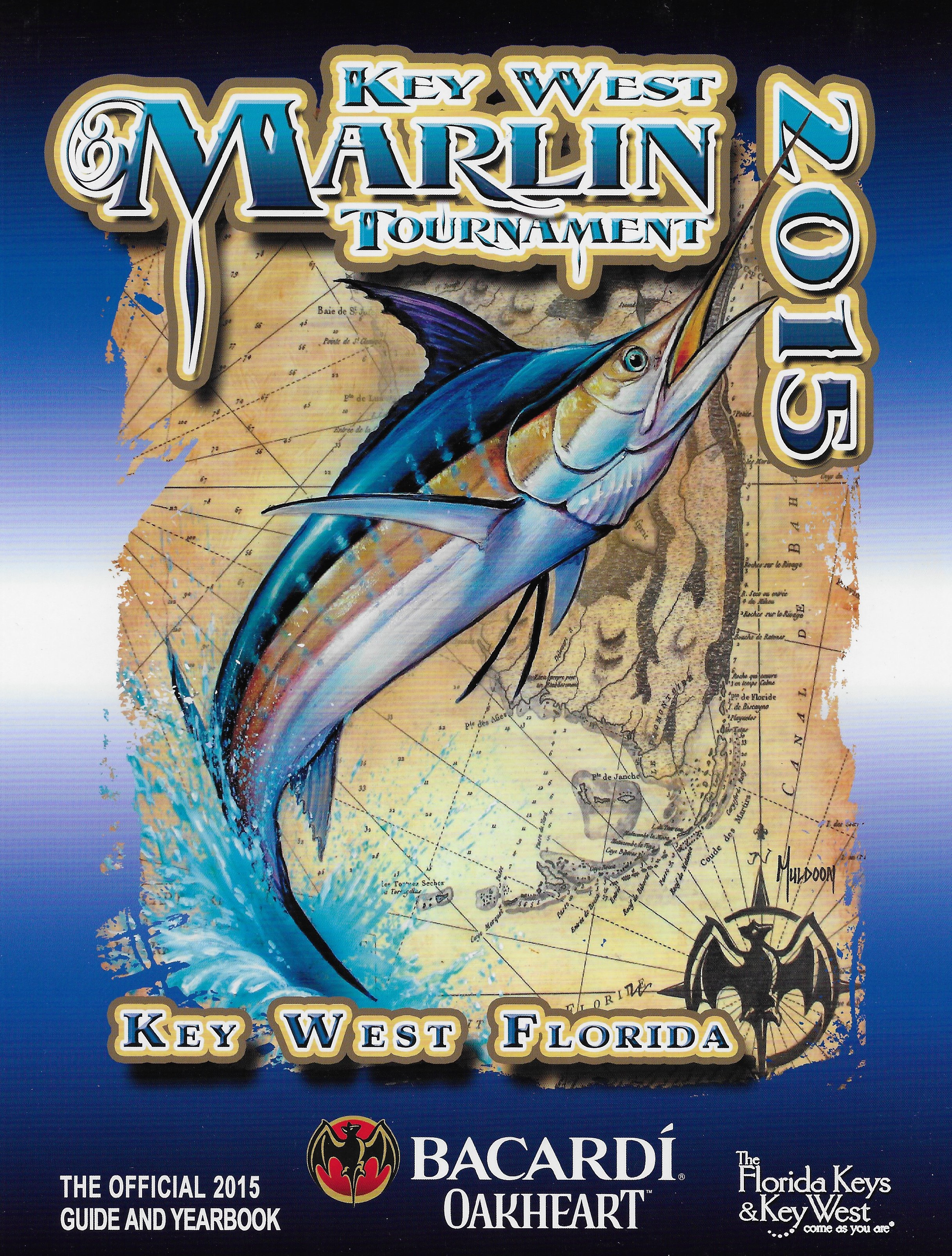 Key West Marlin Tournament 2015