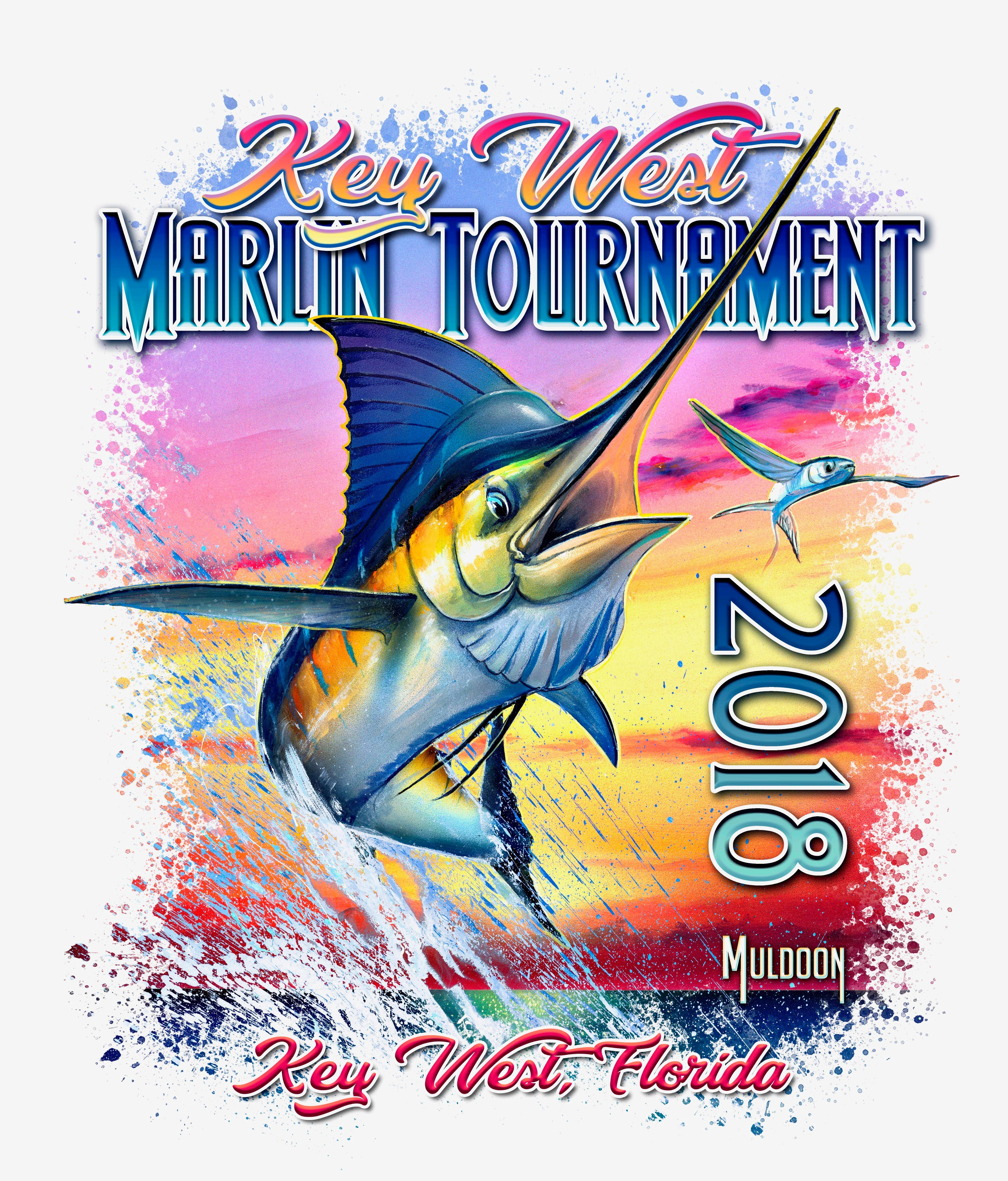 Key West Marlin Tournament 2018