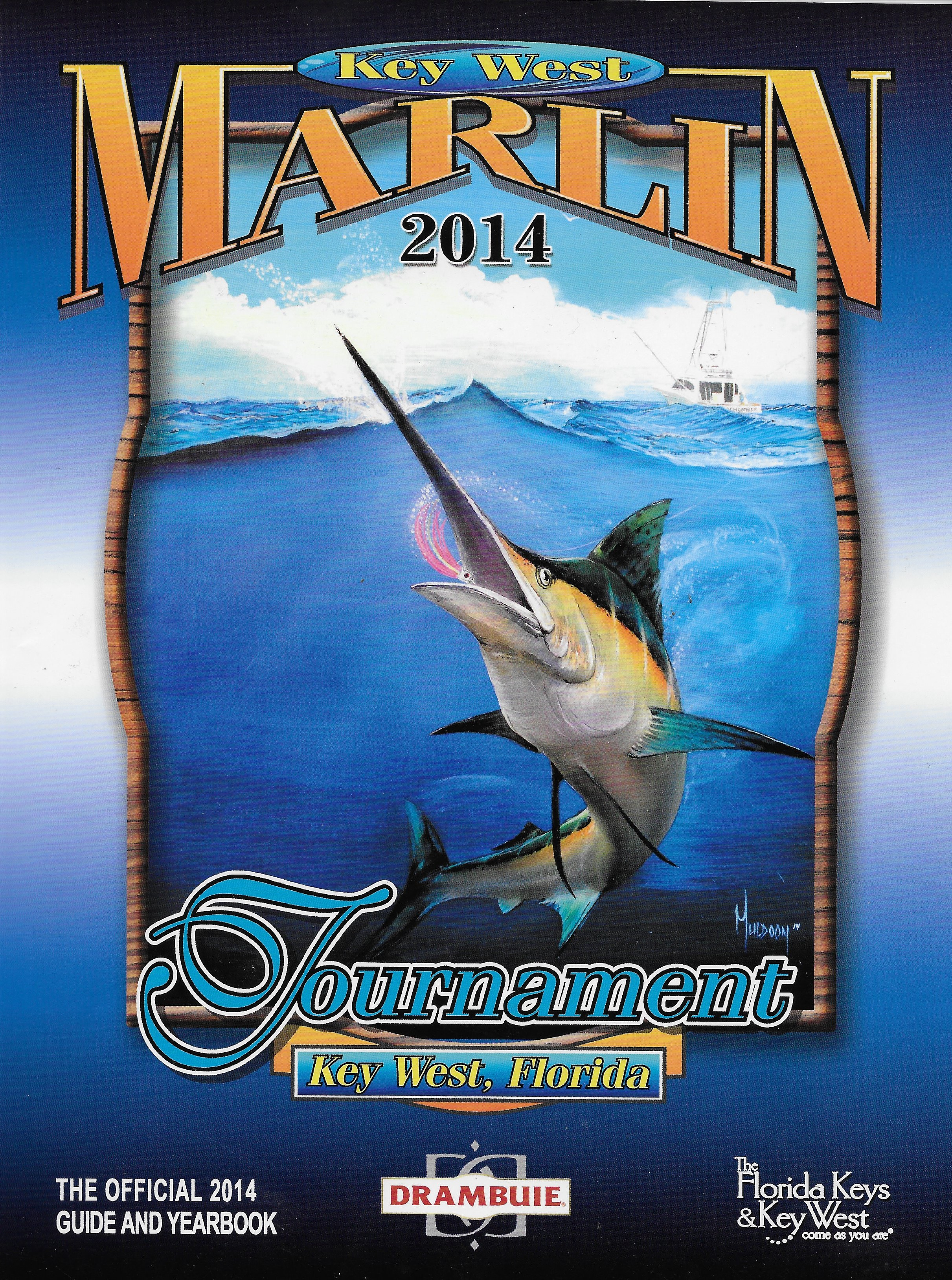Key West Marlin Tournament 2014