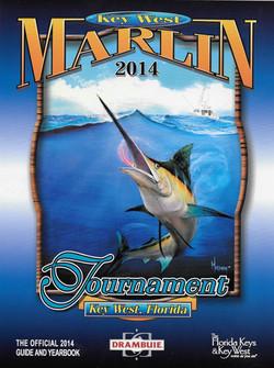 Key West Marlin Tournament 2014