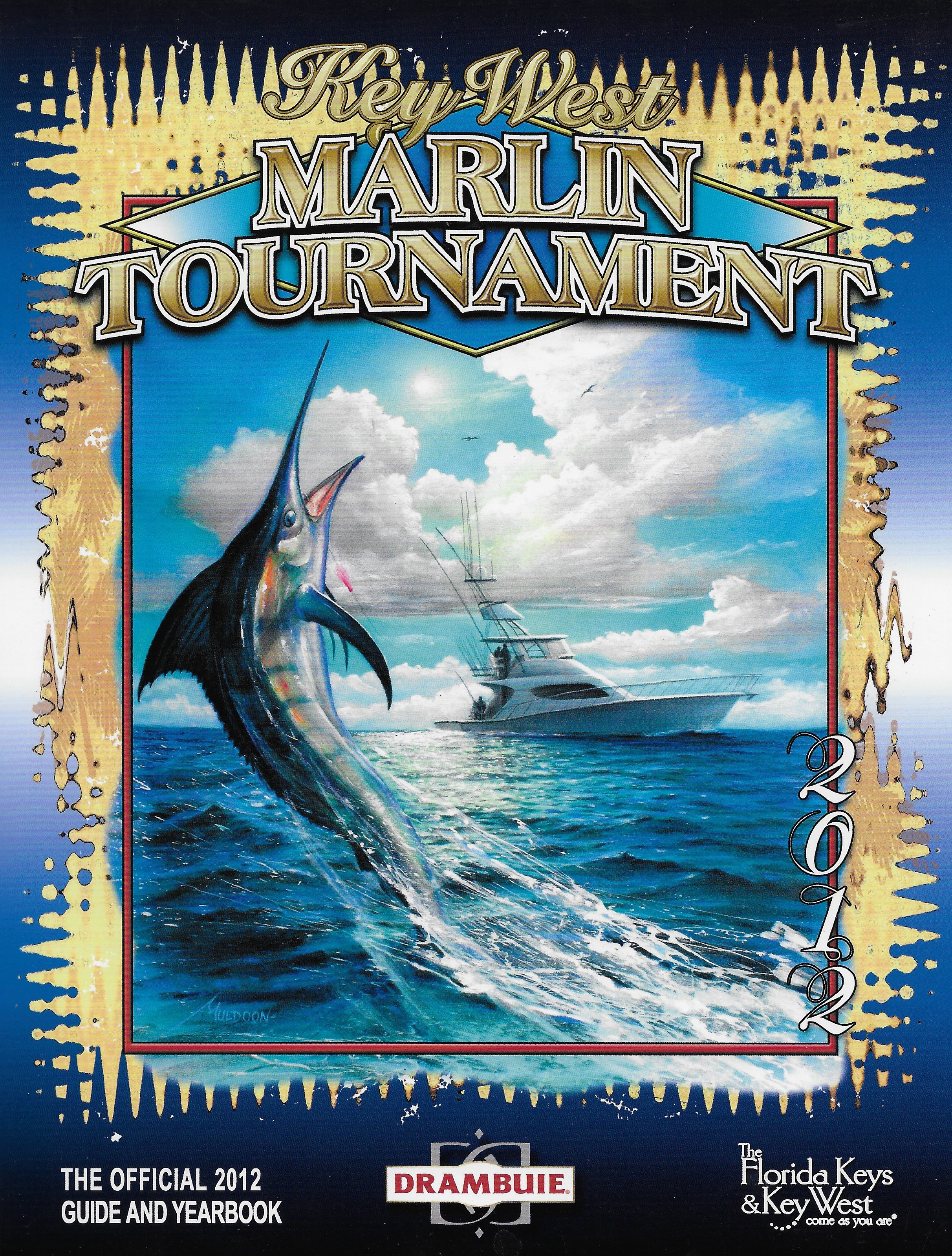 Key West Marlin Tournament 2012
