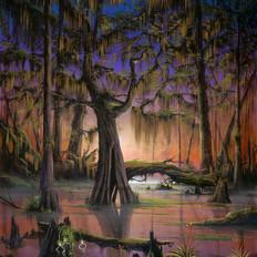 """""""Mystic Swamp"""