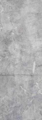 Prasklý betonová zeď