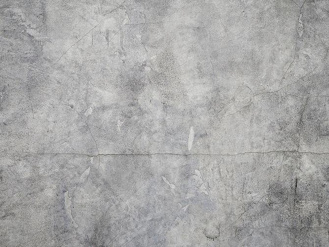 Cracked muro di cemento