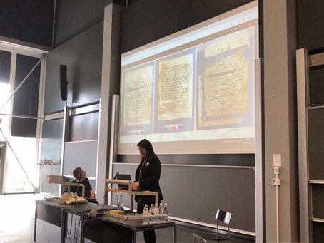 Care and Conservation of Manuscripts 17