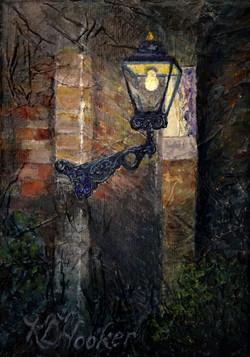 Late Night Corner Lantern