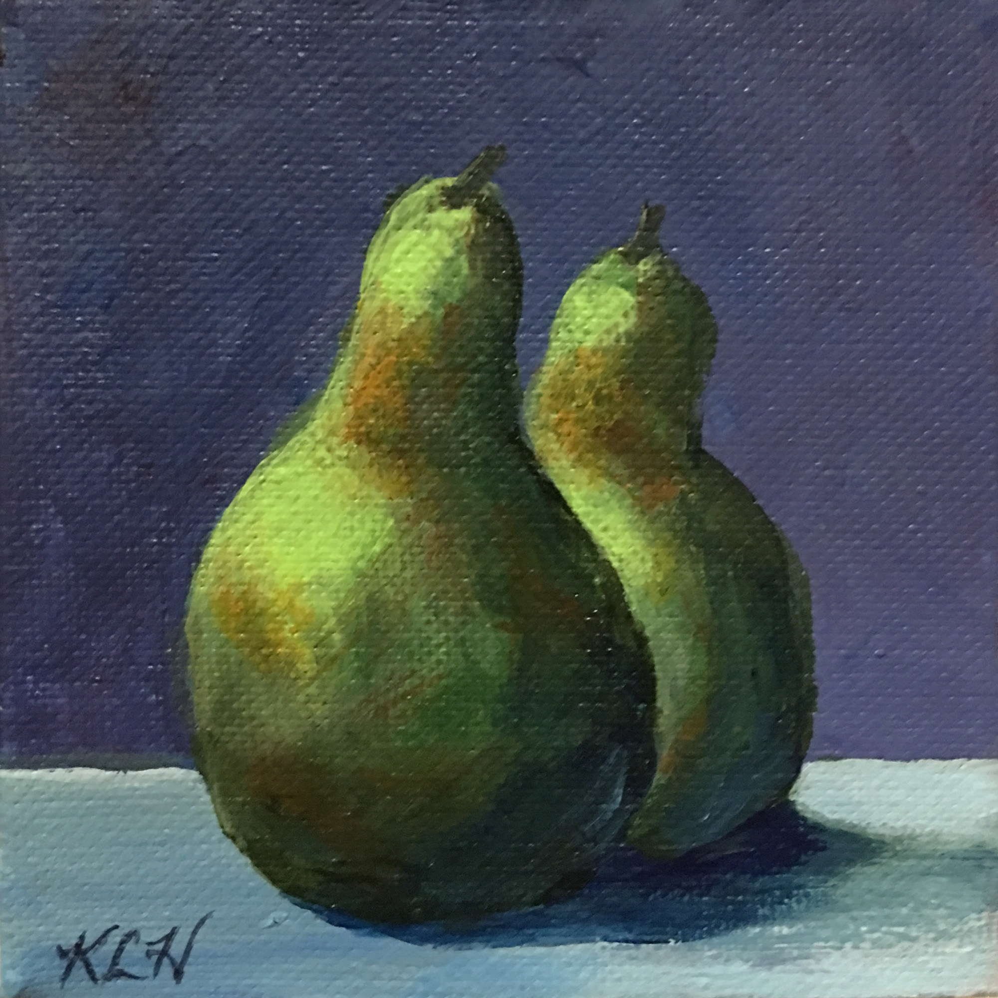 Couple A Pears