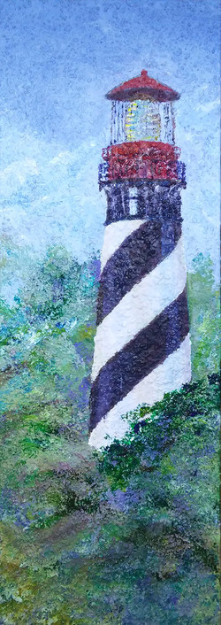 St. Augustine Lighthouse, Mid Day
