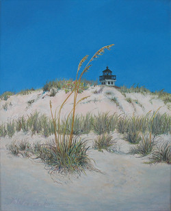 Boca Grande Lighthouse and Dunes