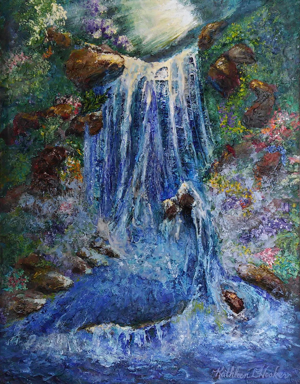 Radial Falls