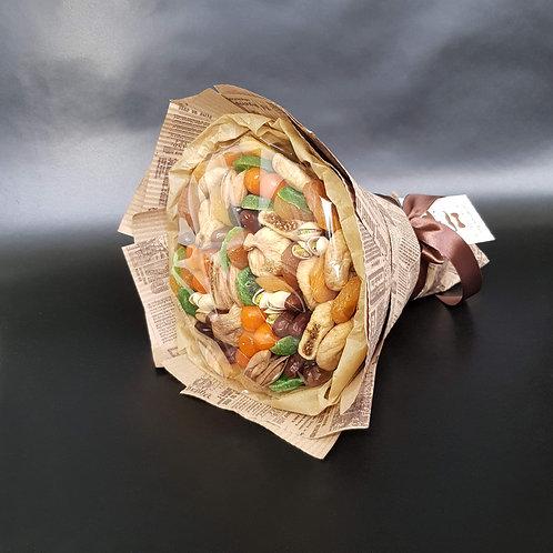букет из сухофруктов