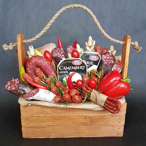 подарочный набор колбасный