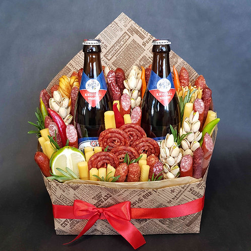 подарок для мужчины с пивом
