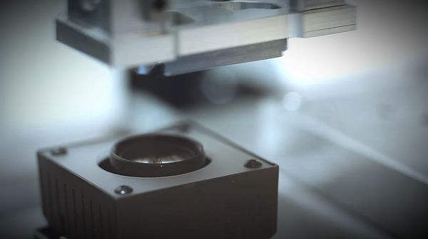 Optics used for quality control